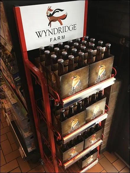 Wyndridge-Farm Mobile 6-Pack Rack
