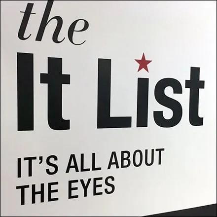 Macys It List It's All About The Eyes