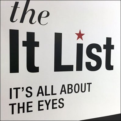 Macys It List It's All About The Eyes