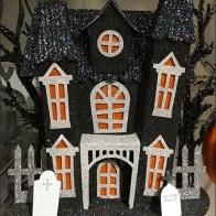 Macys Upscale Halloween Twin Tower Treats Owl Aux