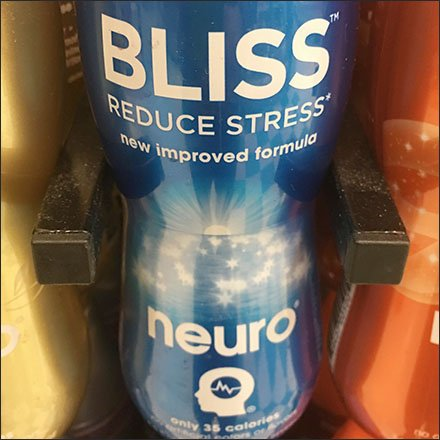Neuro Drink Wasp Waist Package Support