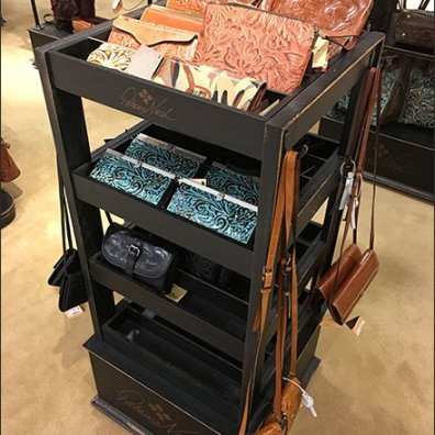 Patricia Nash Half-Height Clutch Tower