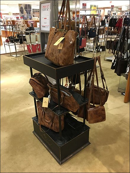 Patricia Nash Half-Height Purse Tower