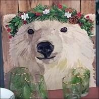 It's Cold Outside Polar Bear Prognostication