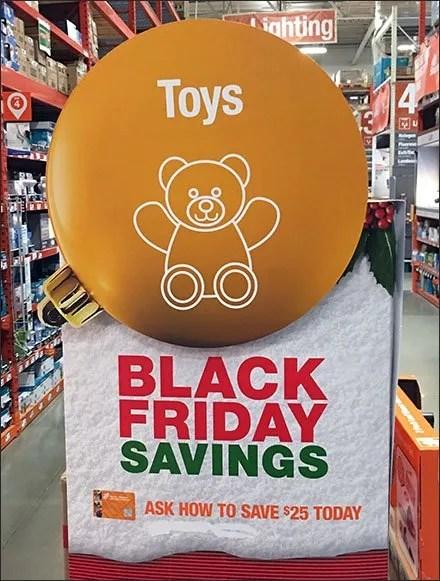 Black Friday Toys Savings Cross-Sell
