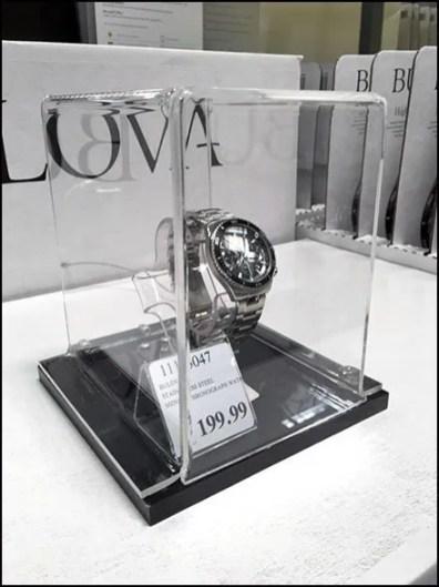 Buy Bulova Mini Museum Case Hero