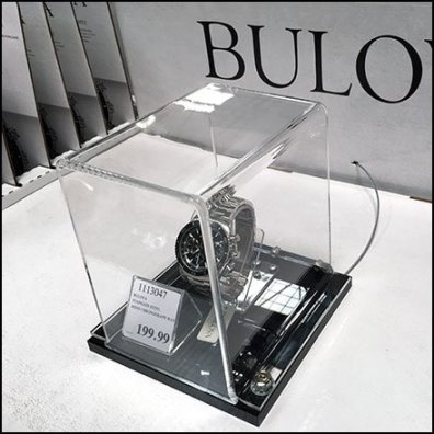 Buy Bulova Museum Case Security Tether Feature