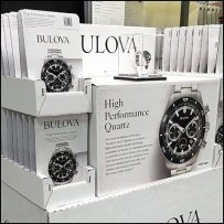 Buy Bulova Wrist Watch Pick Card