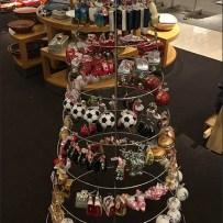 Christmas Tree Ornament Comical Tree