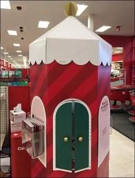 Corrugated Christmas Guard Tower At Target