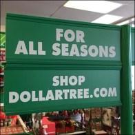 Dollar Tree Seasonal Shopping Online