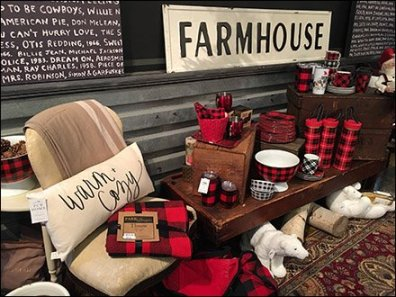 Farmhouse Visual Merchandising for Sophisticates 2