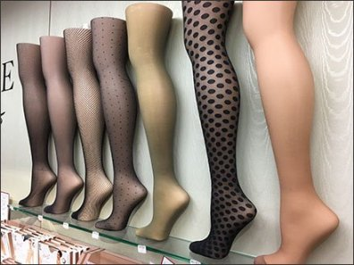 Hanes Hue Leggy Stocking Lineup