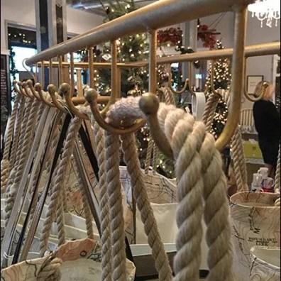 Perfect Purse Hook Merchandising Rack