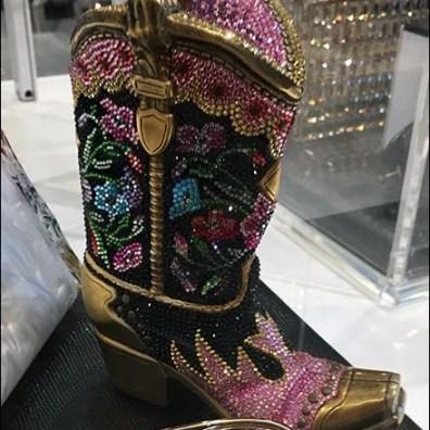 Neiman Marcus Rhinestone Cowboy Museum Case