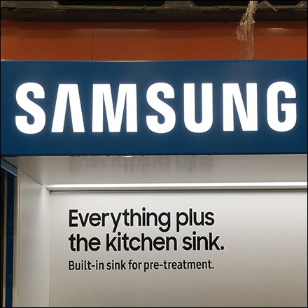 Samsung Offers Everything Plus The Kitchen Sink
