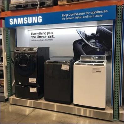 Samsung Offer Everything Plus The Kitchen Sink