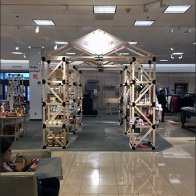Nordstrom Stick-Built Gift Shop In-Store