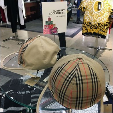 Burberry Assortment Now From $290