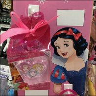 Double-Sided Disney Floorstand Display Aux