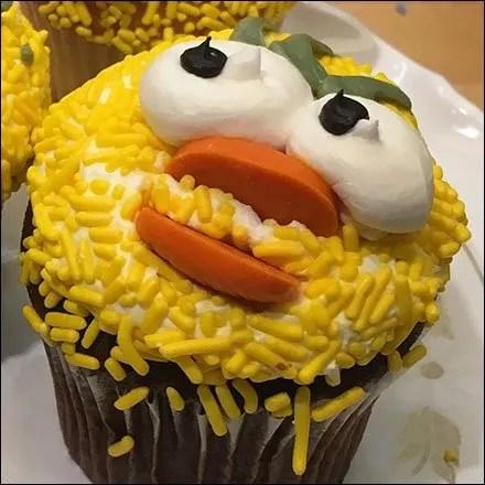 Fun Filled Cupcake Display Aux