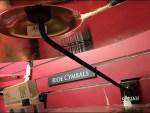 Guitar Center Metal Cymbal Slatwall Hook