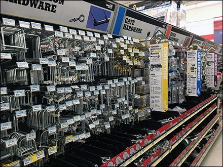 Hardware Aisle Category Definition