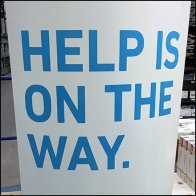 Help Is On The Way In-Store And Out