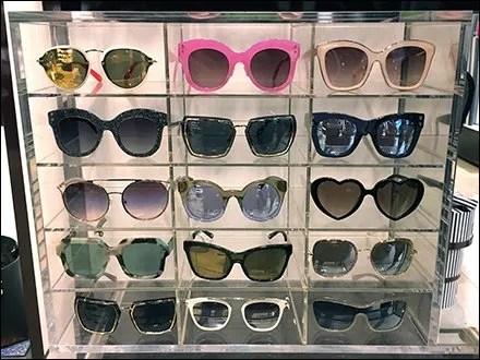 Henri Bendel Sunglass Emporium In-Store