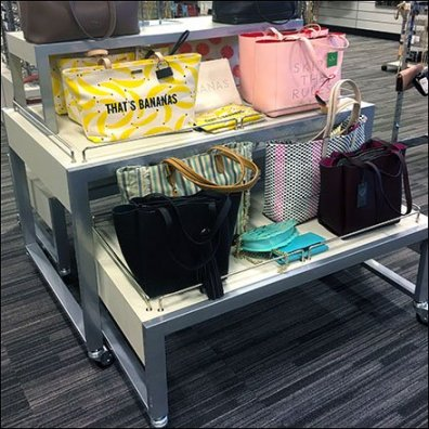 Kate Spade Designer Row Trestle Tables