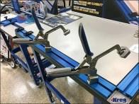 Kreg Clamp Table Full-Size Floor Display