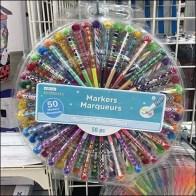 Marker Merry-Go-Round Gridwall Display