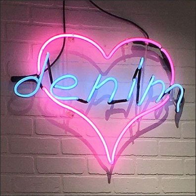 Love Denim Jean Neon Signing