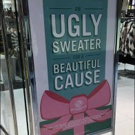 Ugly Sweaters Boys and Girls Club Campaign