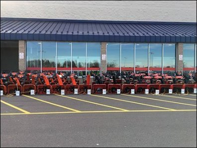 Winter Snow Blowers At Lowes