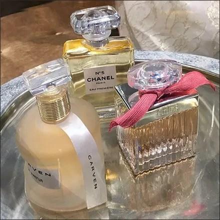 Bell Jar Fragrances Ribbon-Tied For Effect