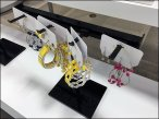 Fashionable Jewelry T-Bar Table Stands