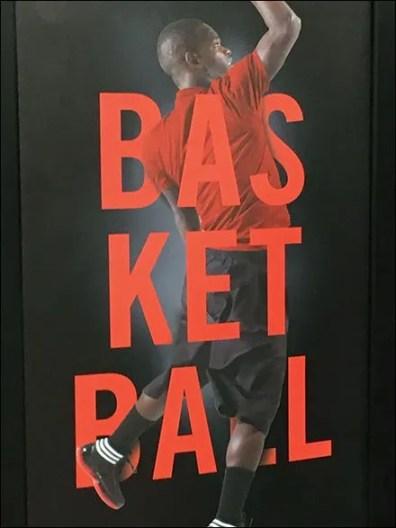 Lifetime Basketball Pal Play on Words