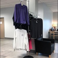 Mercedes Benz T-Shirt Spiral Rack Display