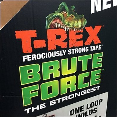 T-Rex Tape Brute Force Merchandising