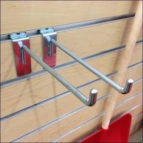 Twin Hooks Create Double-Arm Utility Hook