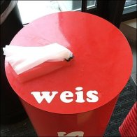 Weis Cart Wipes Cylindrical Brand Statement