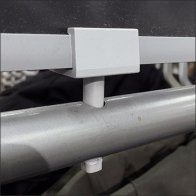 Ava & Viv Plug-In Sign Holder For Crossbar