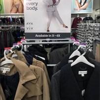 Ava & Viv Sizes for Every Body
