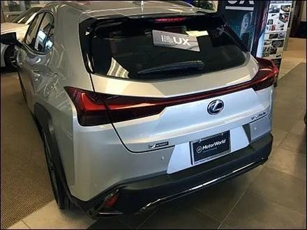 Lexus License Plates