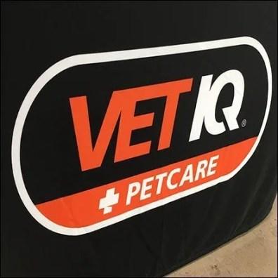 Free Vet IQ PetCare Table Drape