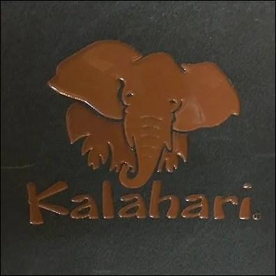 Kalahari Logo Hospitality Retail Recycling Center