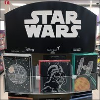 Papyrus Star Wars Greeting Card Endcap