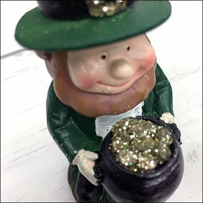 St. Patrick's Day Miniature Collectable