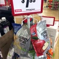 Crispy Fruit Strip Merchandiser Spinner 2